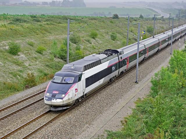 TGV SNCF Gare