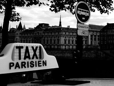 taxis paris